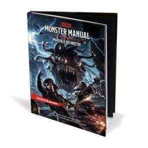 Dungeons & Dragons - 5a Edizione - Manuale dei Mostri