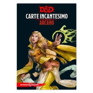 Dungeons & Dragons - 5a Edizione - Carte Incantesimo ARCANO
