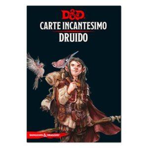 Dungeons & Dragons - 5a Edizione - Carte Incantesimo DRUIDO