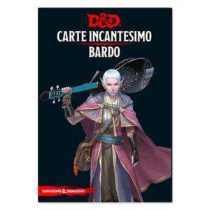 Dungeons & Dragons - 5a Edizione - Carte Incantesimo BARDO