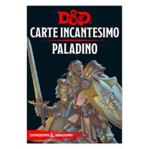 Dungeons & Dragons - 5a Edizione - Carte Incantesimo PALADINO