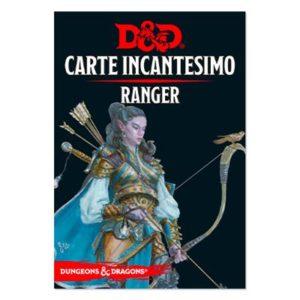 Dungeons & Dragons - 5a Edizione - Carte Incantesimo RANGER
