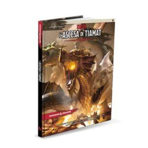 Dungeons & Dragons - 5a Edizione - L'Ascesa di Tiamat