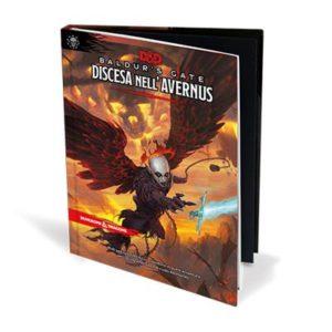 Dungeons & Dragons - 5a Edizione - Discesa nell'Avernus