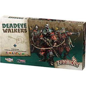 Zombicide Black Plague - Deadeye Walkers