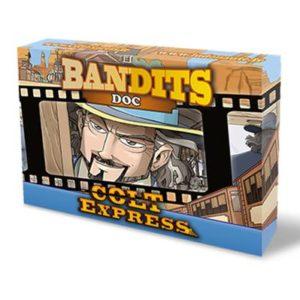 Colt Express - Bandits Doc