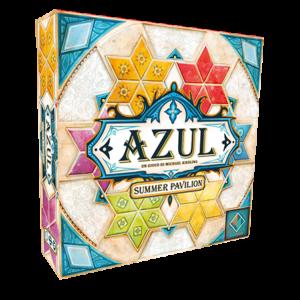 AZUL - SUMMER PAVILLION