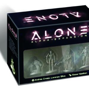 ALONE - Alpha Expansion