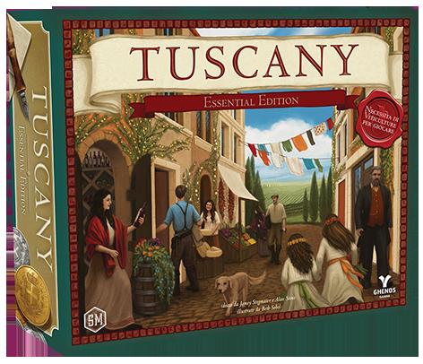 VITICULTURE ESSENTIAL: Esp. Tuscany