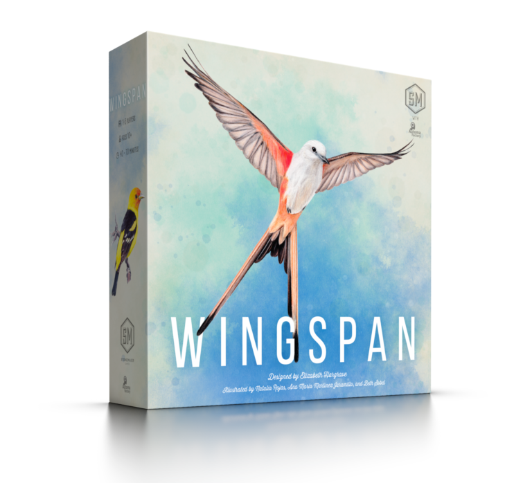 WINGSPAN (compreso Swift Start Pack)