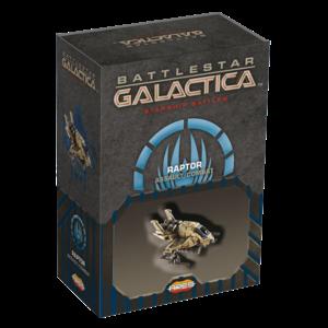BattleStar Galactica - Raptor (Assalto/Comabttimento)